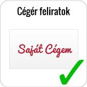 cegtabla-ceger-uzlet-felirat-matrica-tervezo