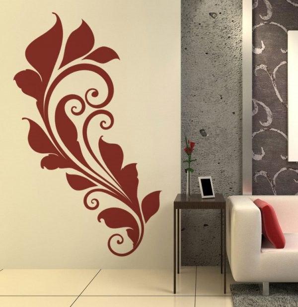 Pandora falmatrica dekoráció olcsó fali matrica olcsón faltetoválás hálószobába