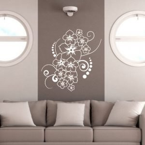 Amanda falmatrica dekoráció gyerekszoba kreatív ajándék ötlet