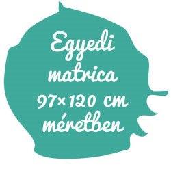 Matrica tervező egyedi matrica 97×120 cm területen kreatív ajándék