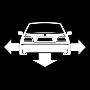BMW downandout autóra matrica M703