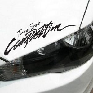 Tuning autóra matrica egyedi matrica tervezés tuning kocsira jdm sport