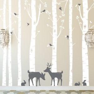Forest falmatrica dekoráció M118