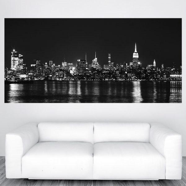 Fotó poszter new york város panoráma óriás fali kép nyomtatás rendelés