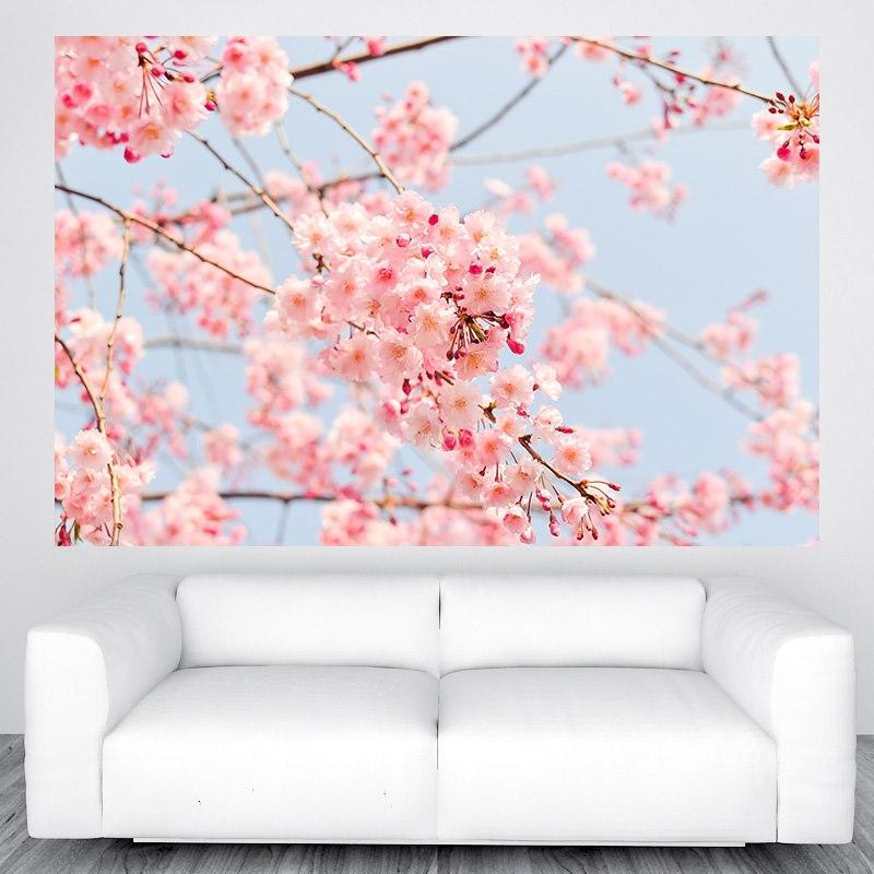 Cseresznyefa virágzás falikép M420