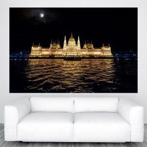 Budapest Parlament falikép M410
