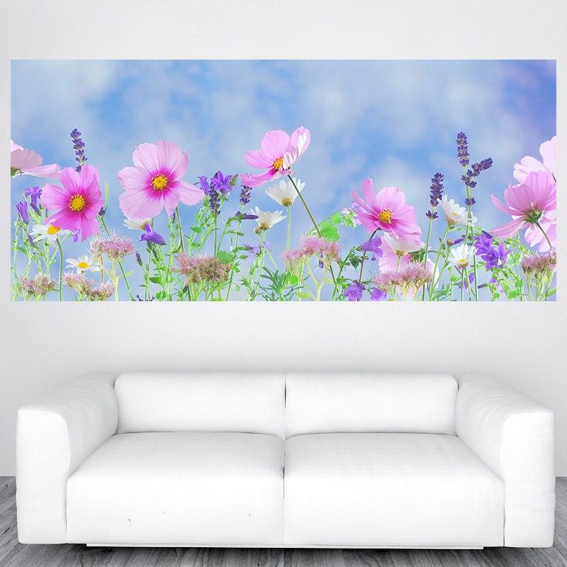 Virágok falikép M418