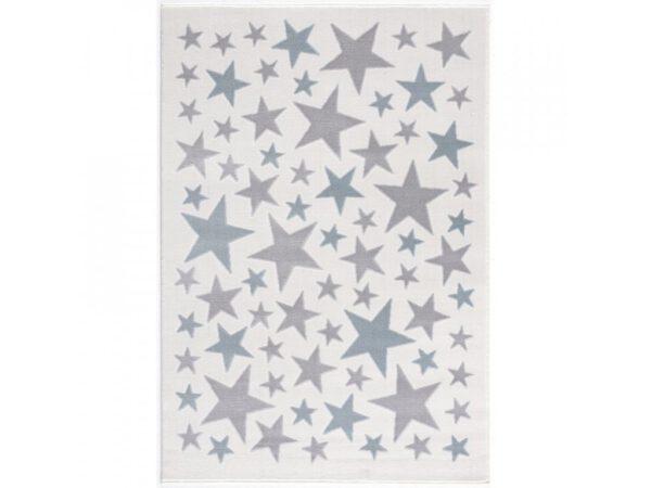 Csillagos szőnyeg gyerekszoba játszószőnyeg babaszoba dekoráció