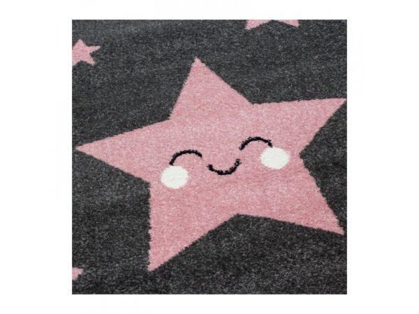 Cuki csillagos szőnyeg ararnyos játszószőnyeg babaszoba gyerekszoba