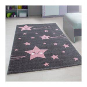 Cuki csillagos szőnyeg – Több féle színben és méretben T536