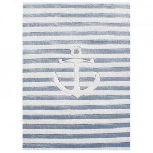 Hajós horgony, vasmacska szőnyeg T551