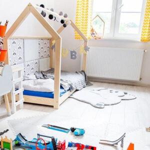 Ház alakú házikó ágy – Több méretben T580