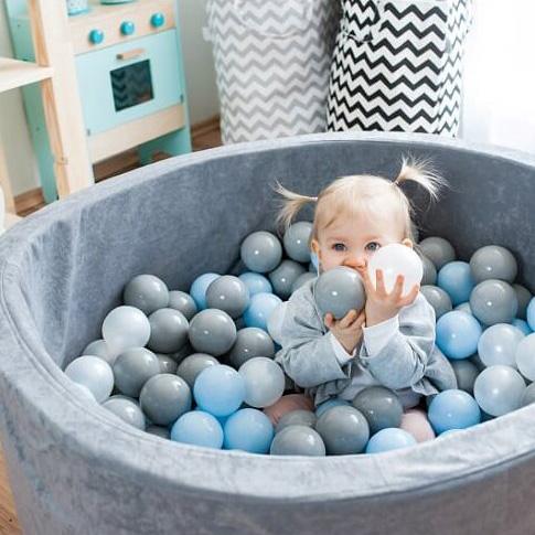 Labdás medence jároka labdamedence gyerekszoba babaszoba bútor