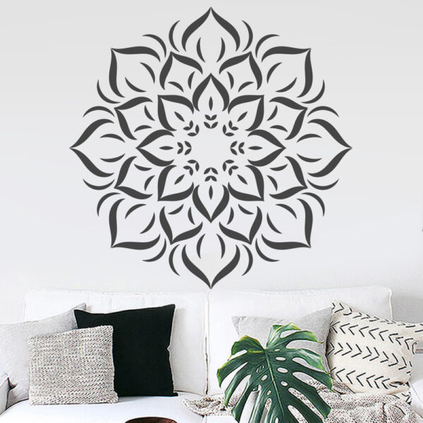 Mandala falmatrica dekoráció falimatrica hálószoba gyerekszoba konyhai