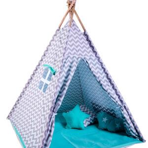 Gyerek sátor játszósátor kis sátor gyerekszobába pici mini babaszoba t523