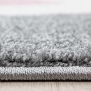 Cuki cicás szőnyeg kör alakú – Több féle méretben T559K
