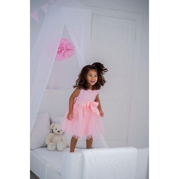 Baldachin gyerekszoba babaszoba dekoráció sátor kiságy fehér