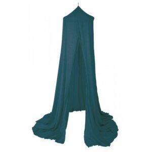 Baldachin gyerekszoba babaszoba dekoráció sátor teepee kiságy kék