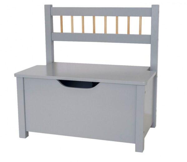 Gyerekszoba tárolópad babaszoba bútor gyerekbútor bababútor