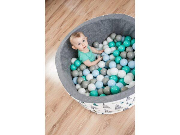 Vízálló labda labdamedencébe gyerekszoba gyerekszobadekor játéklabda